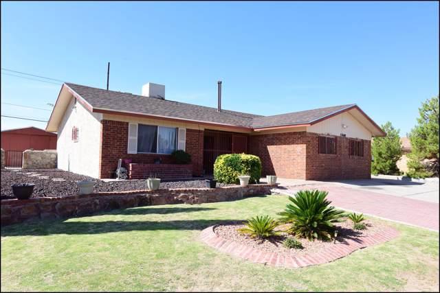 11680 Jim Thorpe Drive, El Paso, TX 79936 (MLS #815990) :: Preferred Closing Specialists