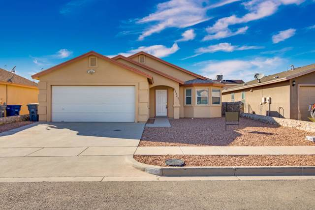 10747 Blue Sage Circle, El Paso, TX 79924 (MLS #816003) :: The Matt Rice Group