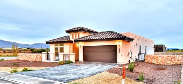 300 Rio De Jazmin Circle, El Paso, TX 79932 (MLS #816017) :: The Matt Rice Group