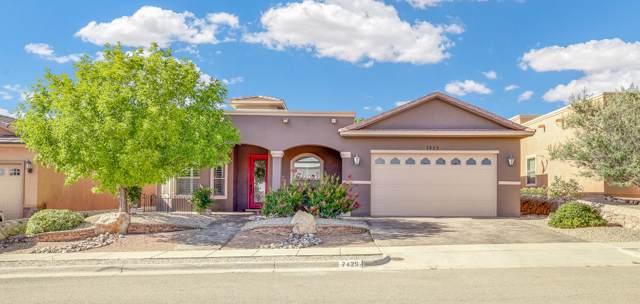 7425 Gulf Creek Drive, El Paso, TX 79911 (MLS #816019) :: The Matt Rice Group