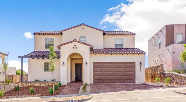 1255 Hidden Desert Lane, El Paso, TX 79912 (MLS #816029) :: The Matt Rice Group