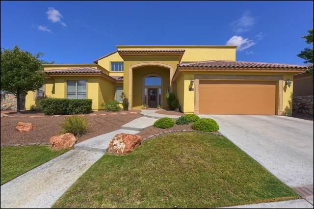 6369 Franklin Crest Drive, El Paso, TX 79912 (MLS #816044) :: The Matt Rice Group