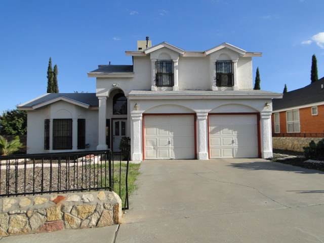 11632 Bobby Fuller Drive, El Paso, TX 79936 (MLS #816049) :: The Purple House Real Estate Group