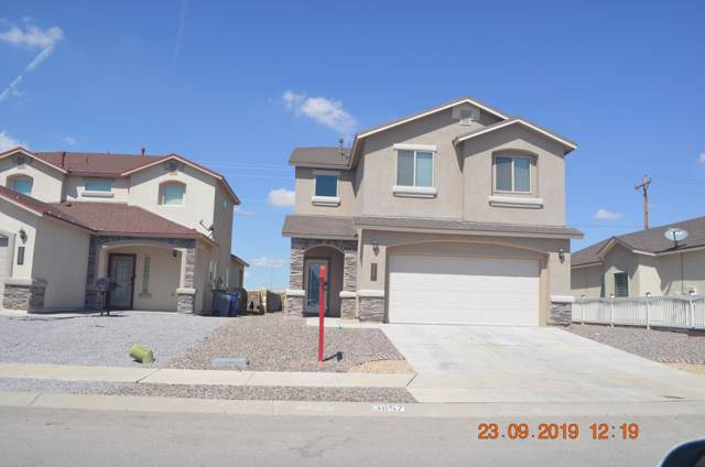 3857 Loma Adriana, El Paso, TX 79938 (MLS #816050) :: The Matt Rice Group