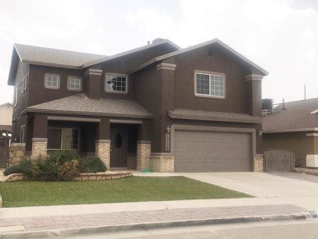 13716 Paseo Milagro Avenue, Horizon City, TX 79928 (MLS #816066) :: The Matt Rice Group