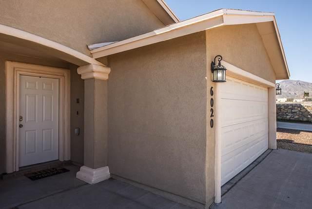 6020 Faust Wardy Court, El Paso, TX 79924 (MLS #816077) :: Preferred Closing Specialists