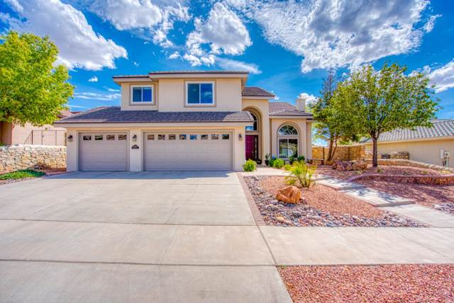 6540 Brook Ridge Circle, El Paso, TX 79912 (MLS #816079) :: Preferred Closing Specialists