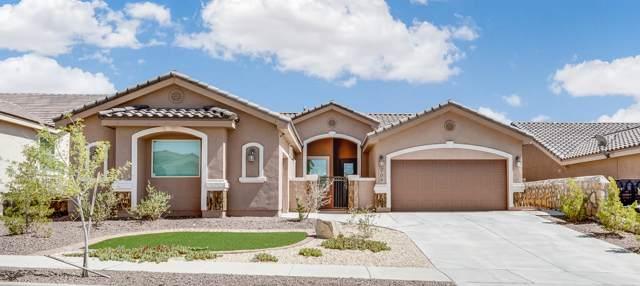 704 Carbine Drive, El Paso, TX 79928 (MLS #816099) :: Preferred Closing Specialists