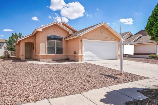 3704 Texas Star Street, El Paso, TX 79936 (MLS #816109) :: Preferred Closing Specialists
