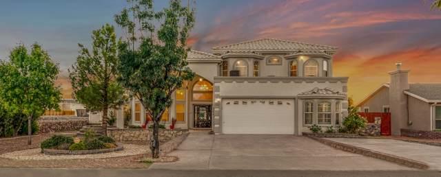 5653 Costa Blanca Place, El Paso, TX 79932 (MLS #816127) :: The Matt Rice Group