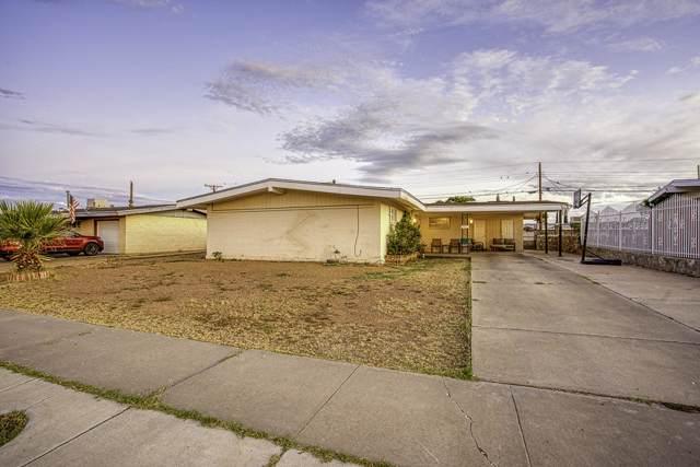 5210 Harlan Drive, El Paso, TX 79924 (MLS #816144) :: Preferred Closing Specialists