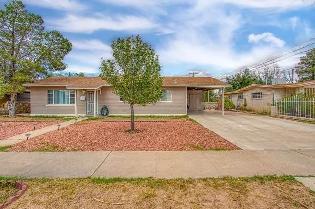 8017 Parkland Drive, El Paso, TX 79925 (MLS #816182) :: Preferred Closing Specialists
