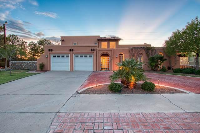 11601 Trey Burton Drive, El Paso, TX 79936 (MLS #816183) :: Preferred Closing Specialists