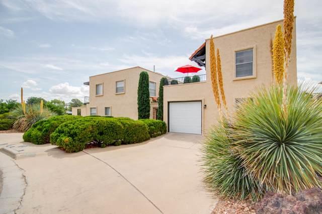 11108 Vista Lago Place A - D, El Paso, TX 79936 (MLS #816186) :: Preferred Closing Specialists