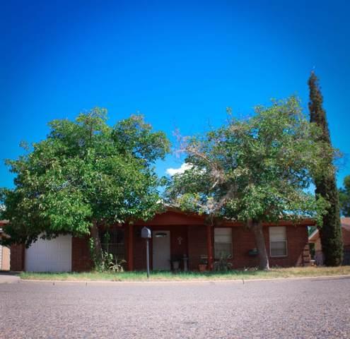 3232 Voss Drive, El Paso, TX 79936 (MLS #816207) :: Preferred Closing Specialists