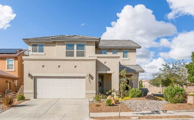 7361 Meadow Sage Drive, El Paso, TX 79911 (MLS #816214) :: Preferred Closing Specialists