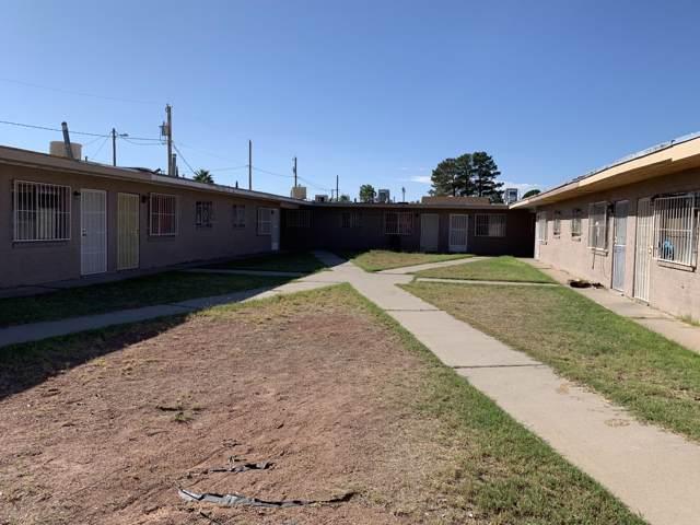 4426 Moonlight Avenue, El Paso, TX 79904 (MLS #816217) :: The Matt Rice Group
