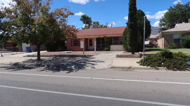 10039 Alcan Street, El Paso, TX 79924 (MLS #816223) :: Preferred Closing Specialists