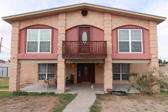 10490 Montemayor, Socorro, TX 79927 (MLS #816224) :: Preferred Closing Specialists