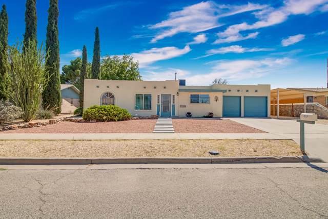 11324 Tom Ulozas Drive, El Paso, TX 79936 (MLS #816225) :: Preferred Closing Specialists