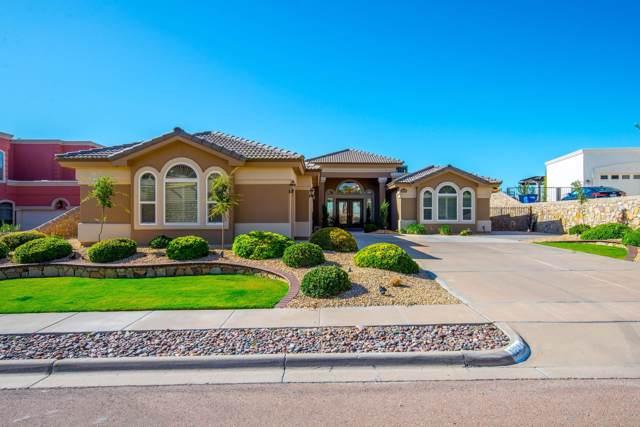 12174 Coral Gate Drive, El Paso, TX 79936 (MLS #816227) :: The Matt Rice Group