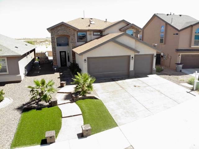 1254 Zellige, El Paso, TX 79928 (MLS #816242) :: Preferred Closing Specialists