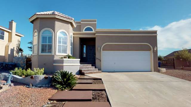 4301 Loma Diamante Drive, El Paso, TX 79934 (MLS #816246) :: The Matt Rice Group