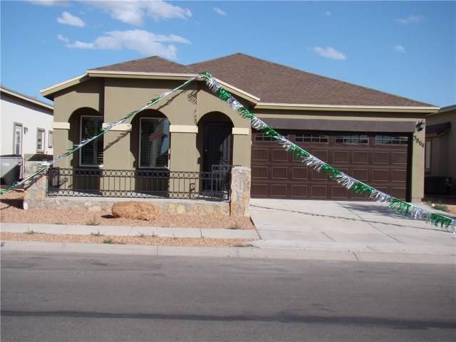 13952 Lago Vista Avenue, Horizon City, TX 79928 (MLS #816283) :: The Matt Rice Group