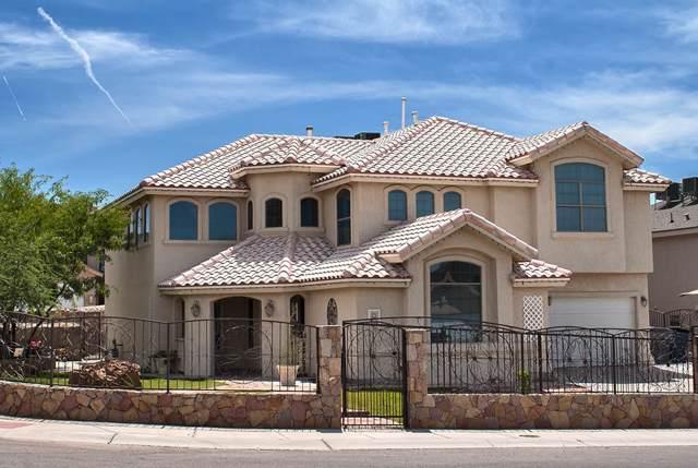 740 Draco Place, El Paso, TX 79907 (MLS #816291) :: Preferred Closing Specialists