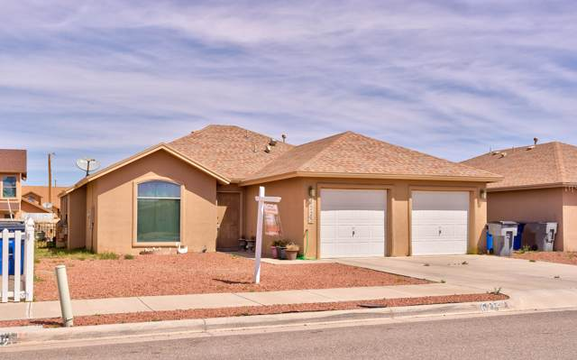 6225 Lovebird Lane, El Paso, TX 79924 (MLS #816294) :: The Matt Rice Group