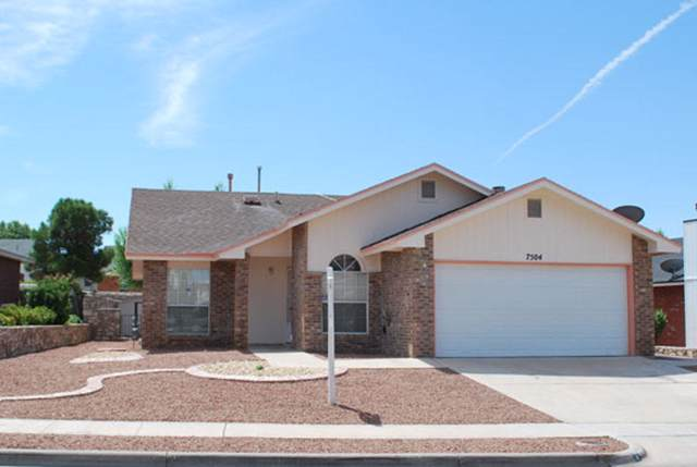 7504 Luz De Lumbre Avenue, El Paso, TX 79912 (MLS #816343) :: Preferred Closing Specialists