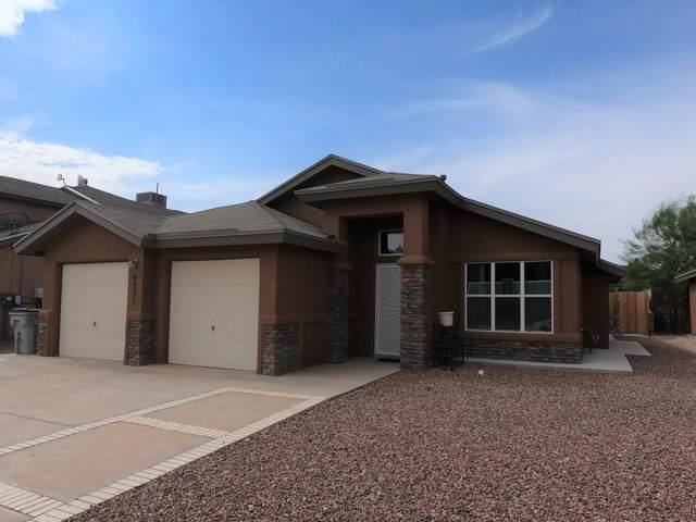 6281 Jerry Turner Street, El Paso, TX 79932 (MLS #816349) :: The Matt Rice Group