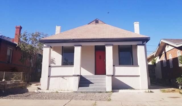 2317 Tremont Avenue, El Paso, TX 79930 (MLS #816354) :: Preferred Closing Specialists