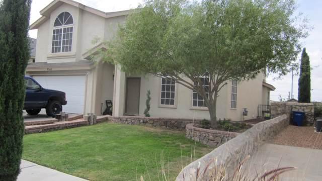 6517 Kenmore Street, El Paso, TX 79932 (MLS #816370) :: The Matt Rice Group