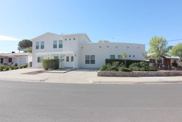 8104 Violet Way Way, El Paso, TX 79925 (MLS #816378) :: Preferred Closing Specialists