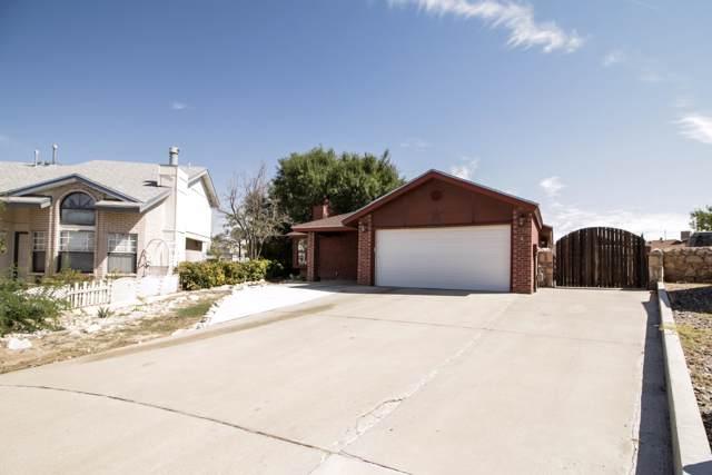 1526 Peter Cooper Drive, El Paso, TX 79936 (MLS #816405) :: The Matt Rice Group