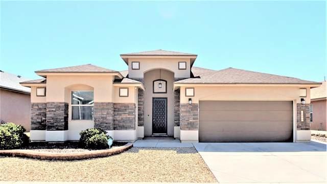 12656 Paseo Rosannie Avenue, El Paso, TX 79928 (MLS #816410) :: The Purple House Real Estate Group