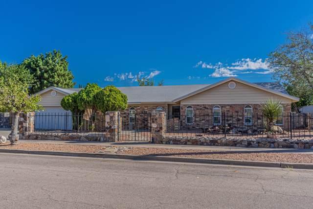 14829 Kingston Road, Horizon City, TX 79928 (MLS #816417) :: Preferred Closing Specialists