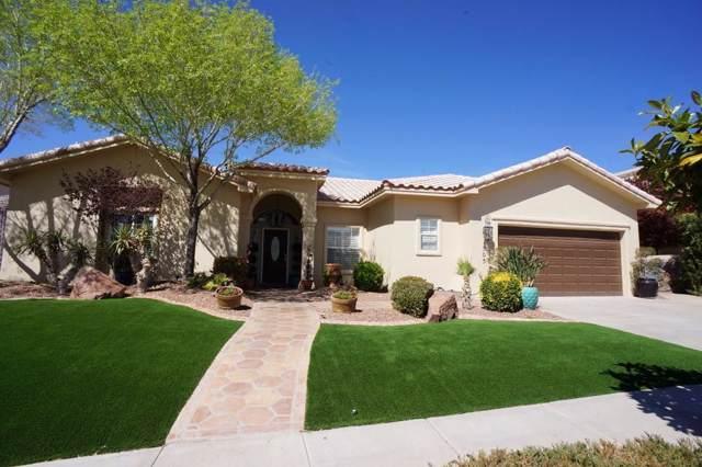 1505 Cimarron Ridge Drive, El Paso, TX 79912 (MLS #816425) :: The Matt Rice Group