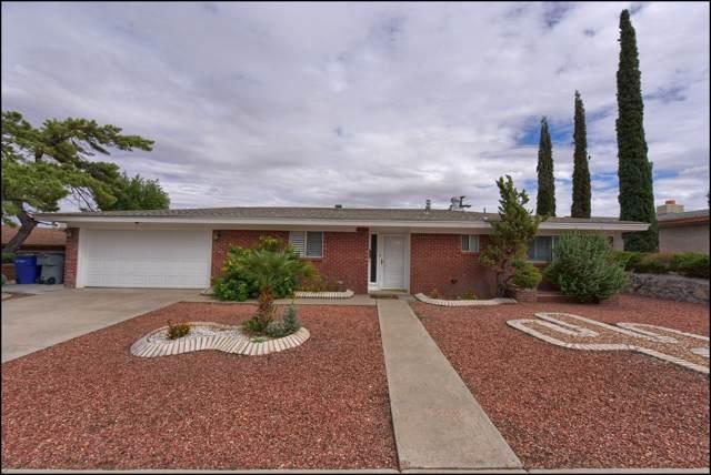 8702 Marble Drive, El Paso, TX 79904 (MLS #816427) :: The Matt Rice Group