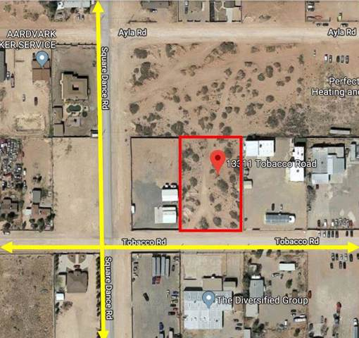 13311 Tobacco Road, El Paso, TX 79938 (MLS #816430) :: The Matt Rice Group