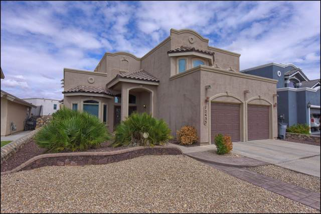 12633 Christian Isaiah Court, El Paso, TX 79928 (MLS #816433) :: Preferred Closing Specialists