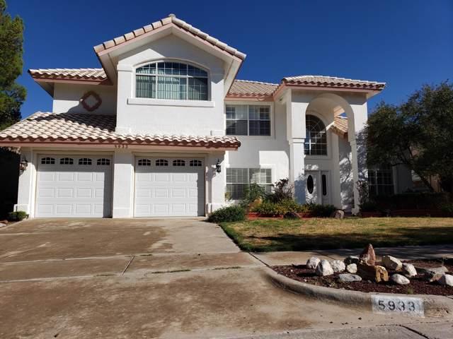 5933 Via Cuesta Drive, El Paso, TX 79912 (MLS #816443) :: The Matt Rice Group