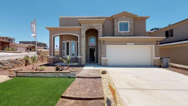 6132 Vintage Street, El Paso, TX 79932 (MLS #816444) :: The Matt Rice Group