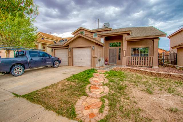 13776 Paseo Central Avenue, El Paso, TX 79928 (MLS #816501) :: Preferred Closing Specialists