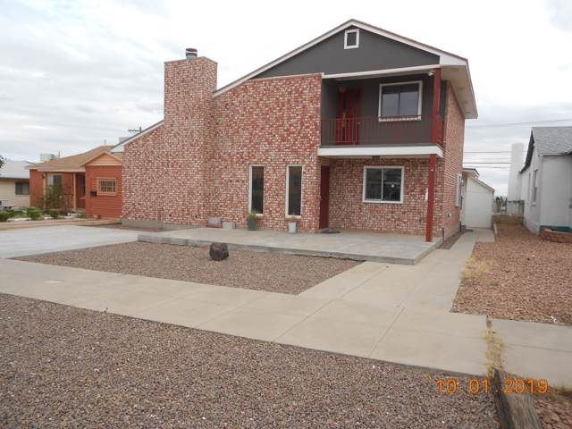 3820 Savannah Avenue, El Paso, TX 79930 (MLS #816508) :: Preferred Closing Specialists