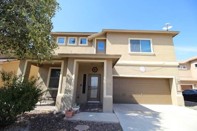 5545 Jim Castaneda Drive, El Paso, TX 79934 (MLS #816512) :: Preferred Closing Specialists