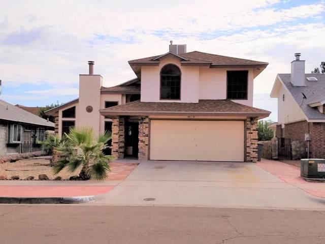 2416 Fletcher Place, El Paso, TX 79936 (MLS #816524) :: The Matt Rice Group