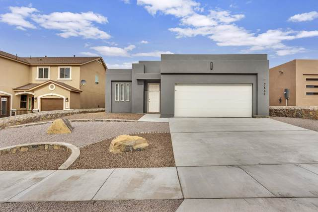7742 Enchanted Ridge, Canutillo, TX 79835 (MLS #816530) :: Preferred Closing Specialists