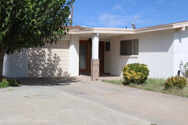 9953 Genie Drive, El Paso, TX 79924 (MLS #816537) :: Preferred Closing Specialists